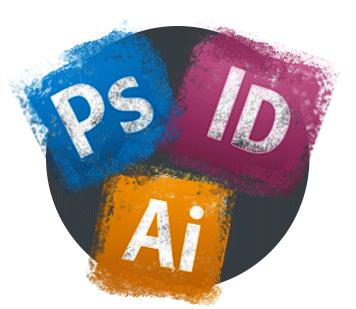 Adobe Suite - InDesign, Illustrator, Photoshop