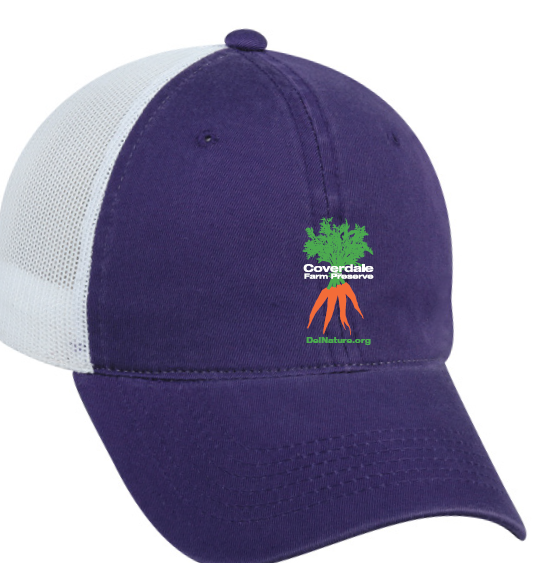 Coverdale Farm Hat with Carrot Logo