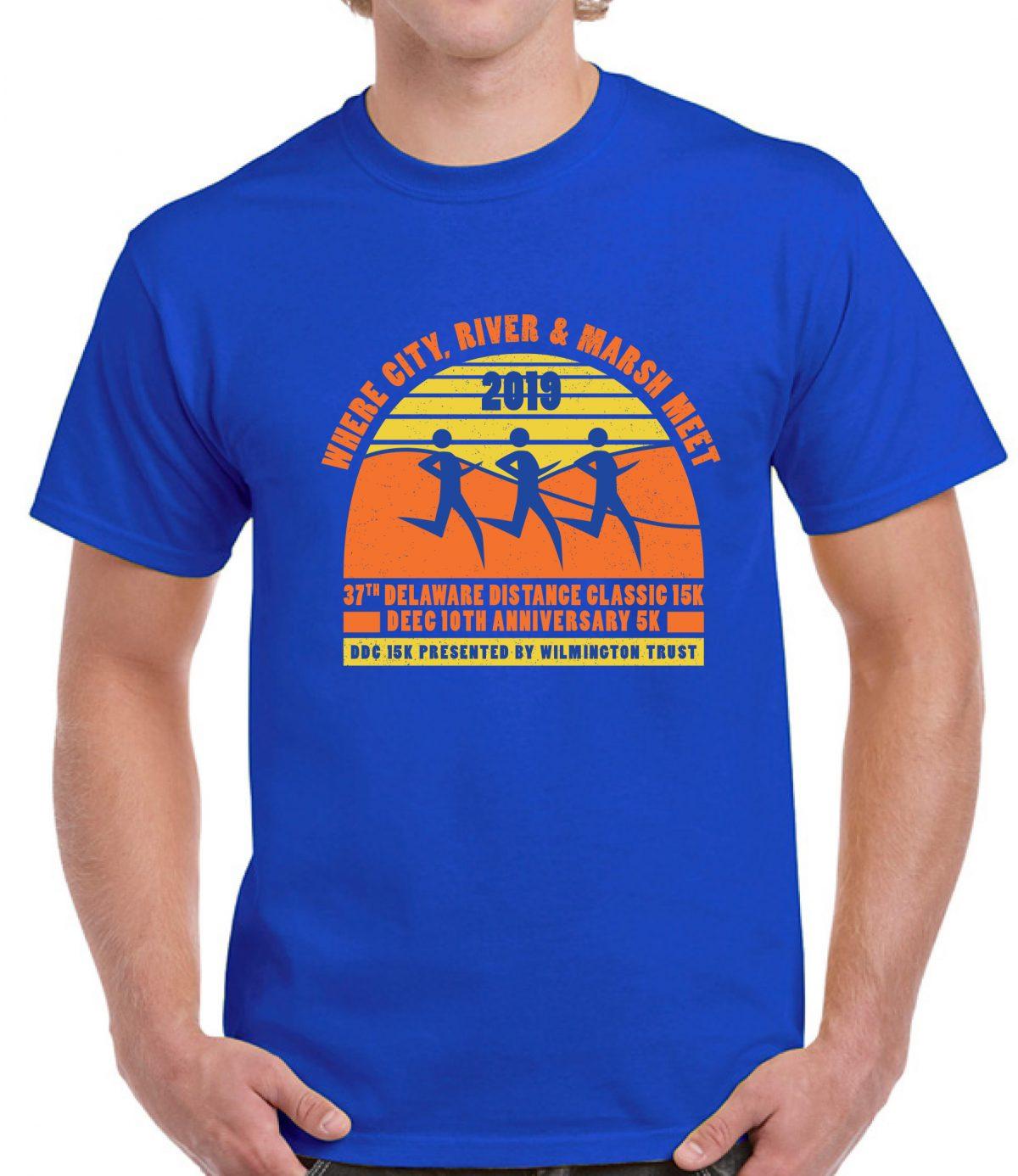 DEEC 5K Fundraiser Shirt